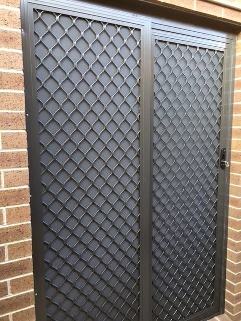 Sliding diamond door & Security Doors Frankston Mornington Peninsula u0026 Moorabbin pezcame.com
