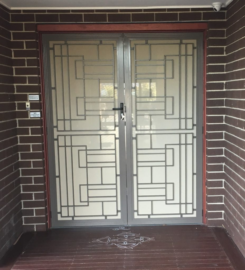 Security doors frankston mornington peninsula moorabbin for Security doors prices